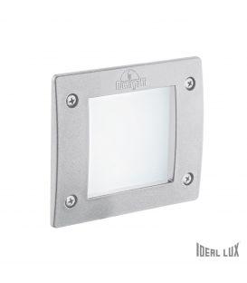 Įmontuojamas šviestuvas LETI Square Bianco IP66