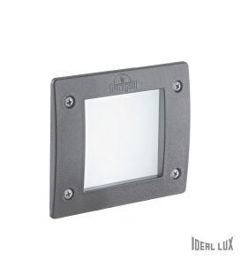 Įmontuojamas šviestuvas LETI Square Grigio IP66