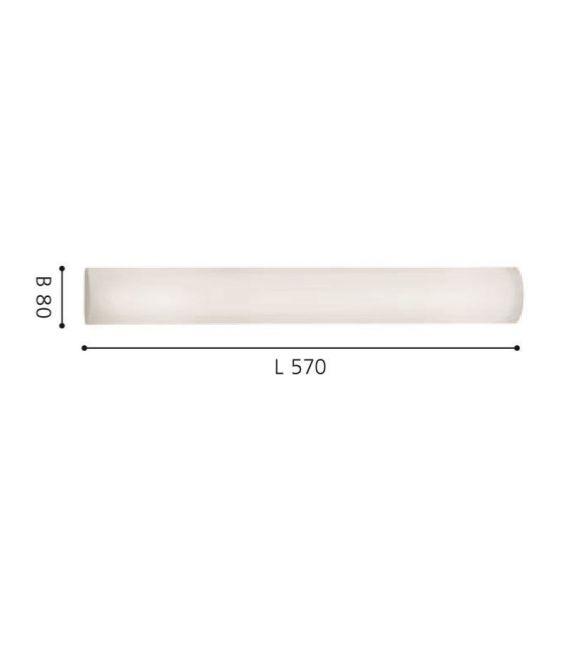 Sieninis šviestuvas ZOLA 2
