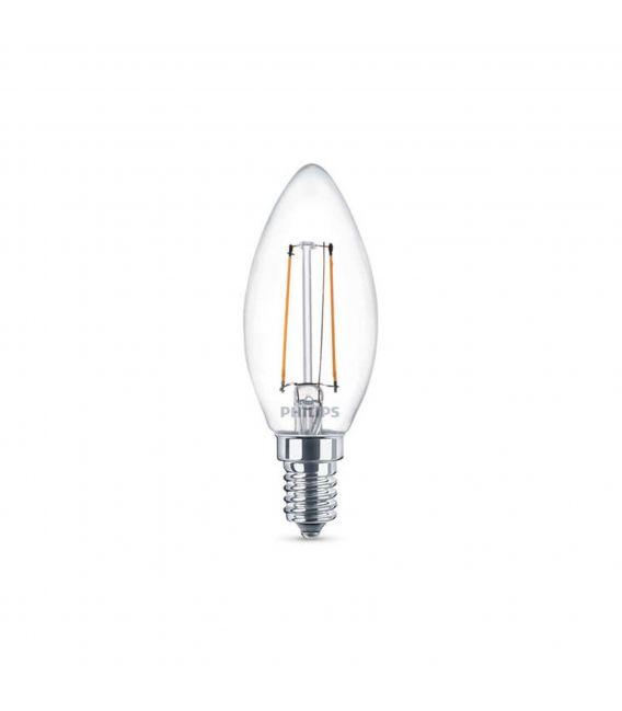 LED LEMPA 2,3W E14 FILAMENT