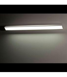 Sieninis šviestuvas VINDO S39 39W Metalic