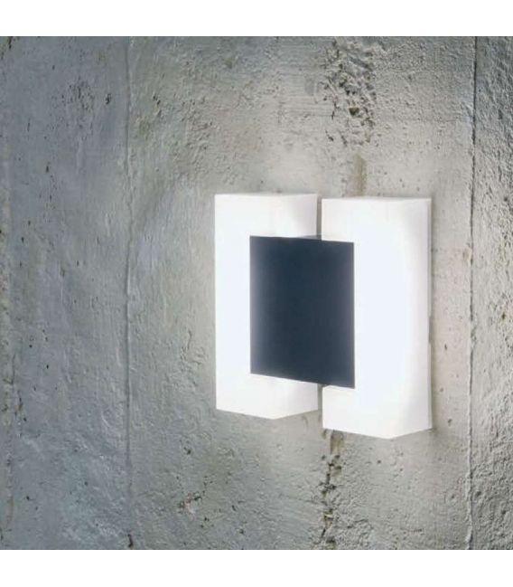 Sieninis šviestuvas JORBA White