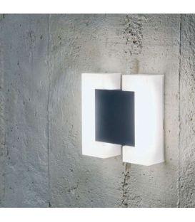Sieninis šviestuvas SITIA LED Anthracite
