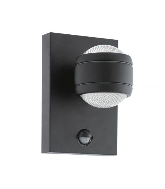 Sieninis šviestuvas SESIMBA 1 LED Black