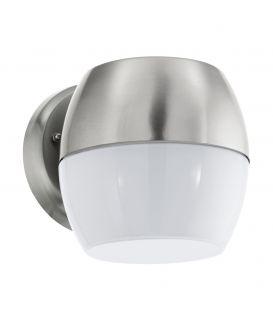 Sieninis šviestuvas ONCALA LED Stainless steel IP44 95982