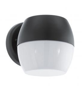 Sieninis šviestuvas ONCALA LED Black