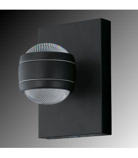 Sieninis šviestuvas SESIMBA LED Black