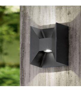 Sieninis šviestuvas MORINO LED Anthracite