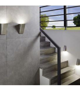 Sieninis šviestuvas ZAMORANA LED Stainless steel H 16,5