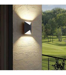 Sieninis šviestuvas PREDAZZO LED Anthracite