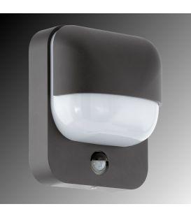Sieninis šviestuvas TRABADA White IR