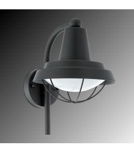 Sieninis šviestuvas COLINDRES 1 Black