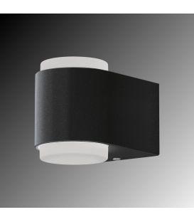 Sieninis šviestuvas BRIONES LED Anthracite