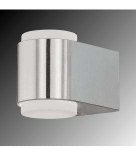 Sieninis šviestuvas BRIONES LED Stainless steel
