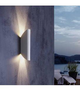 Sieninis šviestuvas COSPETO White