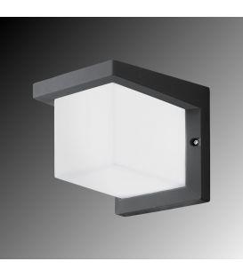Sieninis šviestuvas DESELLA 1 Anthracite IP44