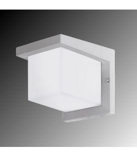 Sieninis šviestuvas DESELLA 1 Silver-Grey IP44