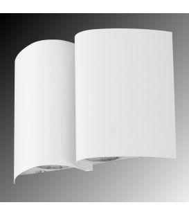 Sieninis šviestuvas SUESA White IP44