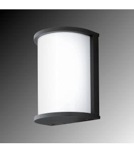 Sieninis šviestuvas DESELLA Anthracite IP44