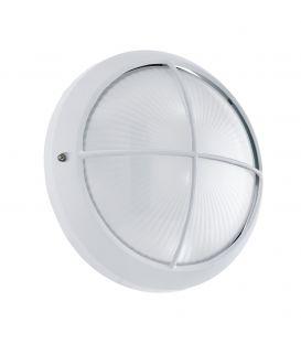 Sieninis šviestuvas SIONES 1 LED Ø26 White IP44 96341