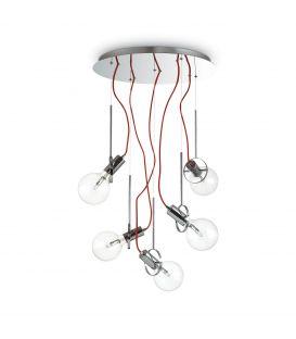 Pakabinamas šviestuvas RADIO SG5 Cromo