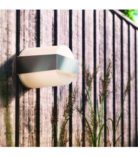 Sieninis šviestuvas GRAVEL IP44 17334/47/PN