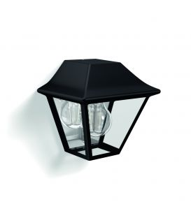 Sieninis šviestuvas ALPENGLOW IP44 16494/30/PN