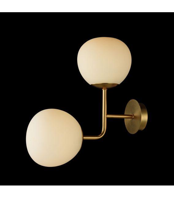 Sieninis šviestuvas ERICH 2 MOD221-WL-02