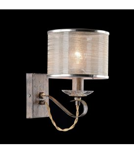 Sieninis šviestuvas CABLE H357-WL-01-BG