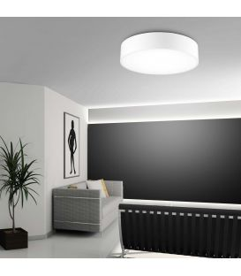 Lubinis šviestuvas RODA LED White Ø50 6166805