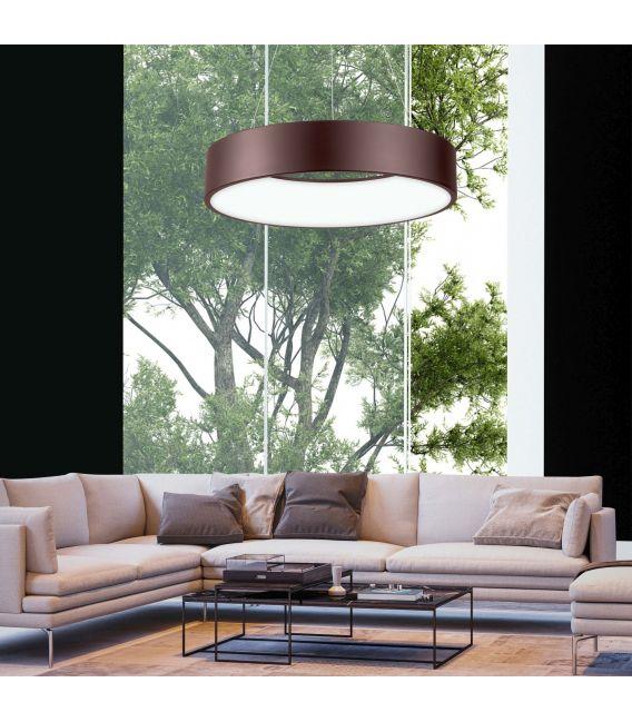 Pakabinamas šviestuvas RANDO LED Ø60 Coffee Brown 6167209