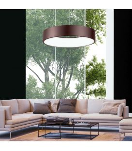 Pakabinamas šviestuvas RANDO LED Ø60 Coffee Brown 6167209