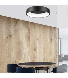 Lubinis šviestuvas RANDO LED Black Ø60 6167240
