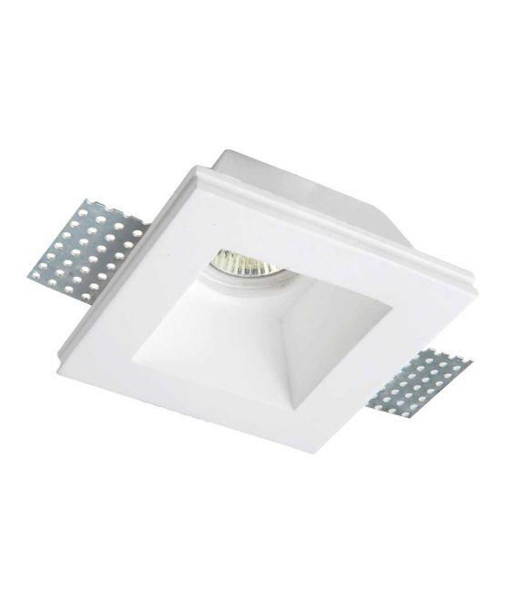 Įmontuojamas gipsinis šviestuvas BRADLEY Slim 12x12 4071400