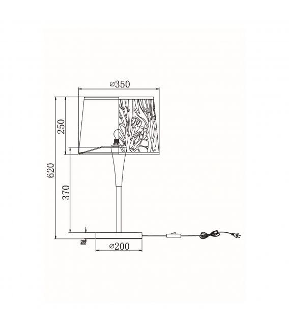Stalinis šviestuvas LANTERN MOD029-TL-01-W