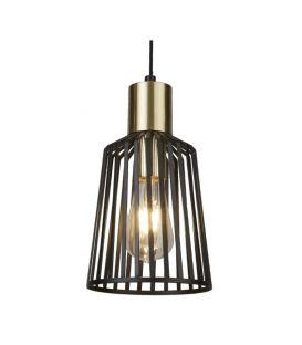 Pakabinamas šviestuvas BIRD CAGE Ø16 9412BK