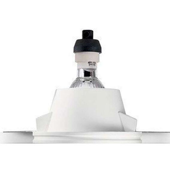 Įmontuojamas gipsinis šviestuvas SAMBA FI1 Round