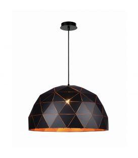 Pakabinamas šviestuvas OTONA Ø60 Black 21409/60/30