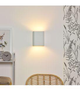 Sieninis šviestuvas OVALIS White 12219/02/31