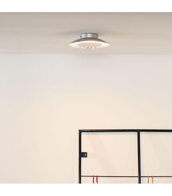 Lubinis šviestuvas FOSKAL LED Ø21,5 Silver