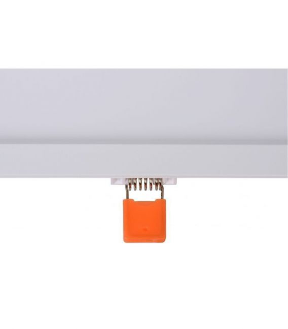 Paviršinė-įmontuojama LED panelė TENDO-LED 2-in-1 Square 18W 3000K 07106/18/31