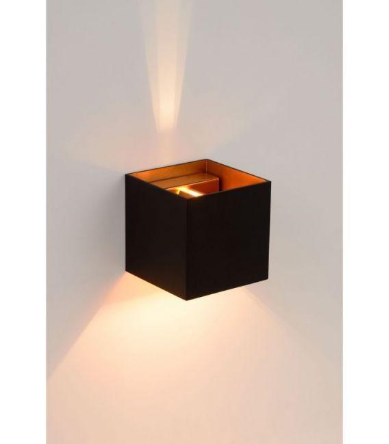 Sieninis šviestuvas XIO Black Square 09217/04/30