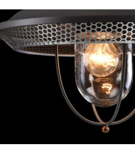Sieninis šviestuvas MAGNIFICENT MILE IP44 S105-57-01-G