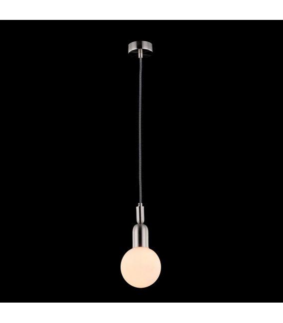 Pakabinamas šviestuvas BALL Nickel MOD267-PL-01-N