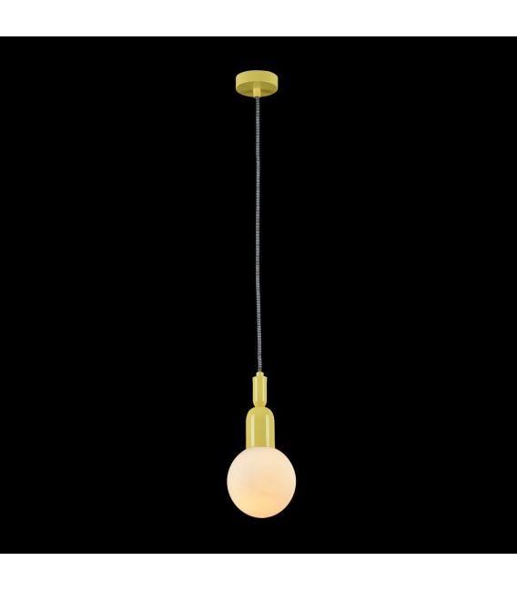 Pakabinamas šviestuvas BALL Yellow MOD267-PL-01-YW