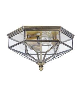 Lubinis šviestuvas ZEIL Bronze IP43 H356-CL-03-BZ