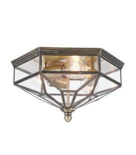 Lubinis šviestuvas ZEIL Bronze H356-CL-03-BZ