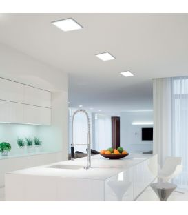 Įmontuojama LED panelė SAONA 24W 22x22 3000K C0197