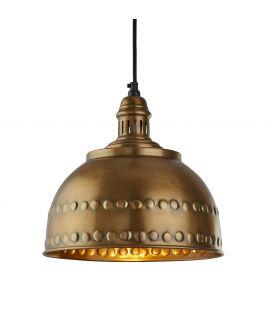 Pakabinamas šviestuvas VINTAGE Ø28 Antique Brass 4008AB