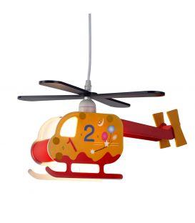 Pakabinamas šviestuvas HELICOPTER Red 0101